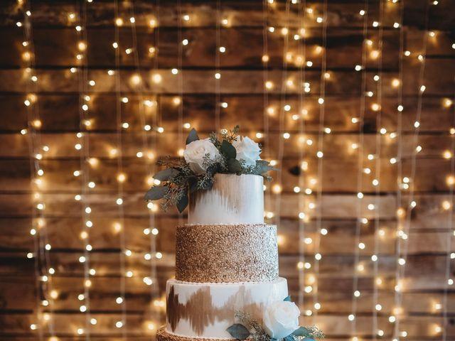 Bill Repavich and Rachel Runnels's Wedding in Washington, Oklahoma 38