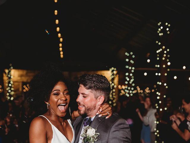 Bill Repavich and Rachel Runnels's Wedding in Washington, Oklahoma 48