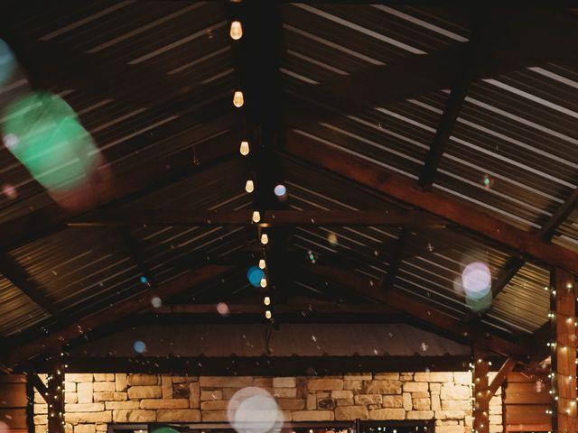 Bill Repavich and Rachel Runnels's Wedding in Washington, Oklahoma 53