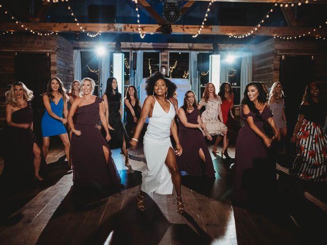 Bill Repavich and Rachel Runnels's Wedding in Washington, Oklahoma 55