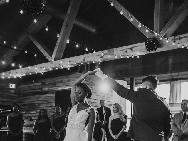 Bill Repavich and Rachel Runnels's Wedding in Washington, Oklahoma 57