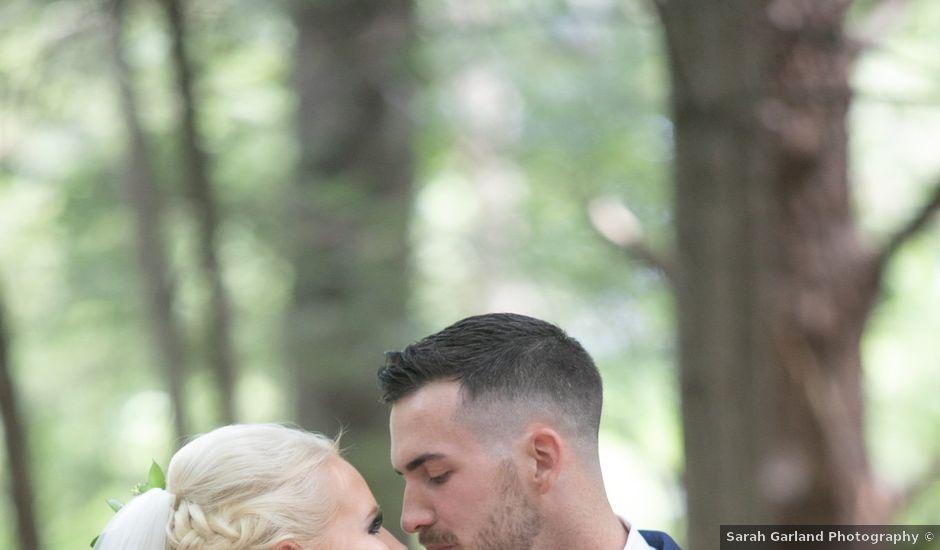 Derek and Summer's Wedding in Hico, West Virginia