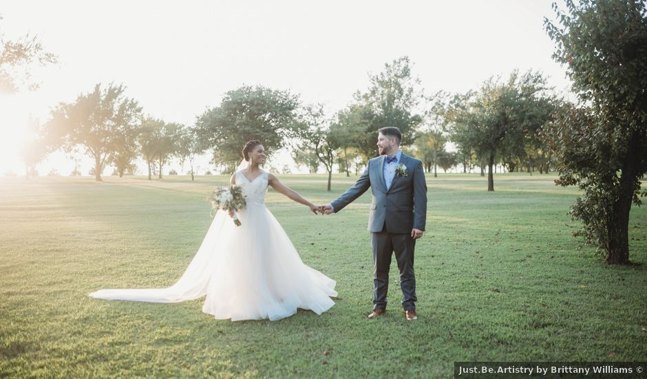 Bill Repavich and Rachel Runnels's Wedding in Washington, Oklahoma