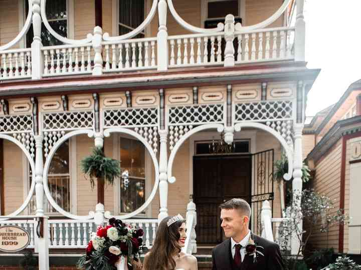The wedding of Tyler and Kylie