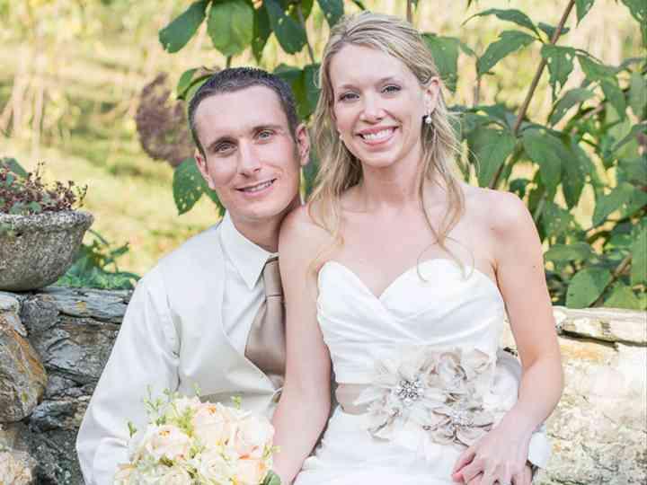 The wedding of Scott and Liesl