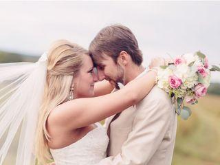 The wedding of Matthew and Kayla 1