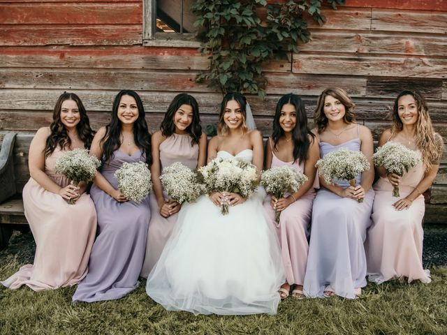 Maxime and Natalie's Wedding in Coxsackie, New York 13