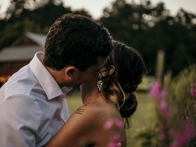 Maxime and Natalie's Wedding in Coxsackie, New York 16