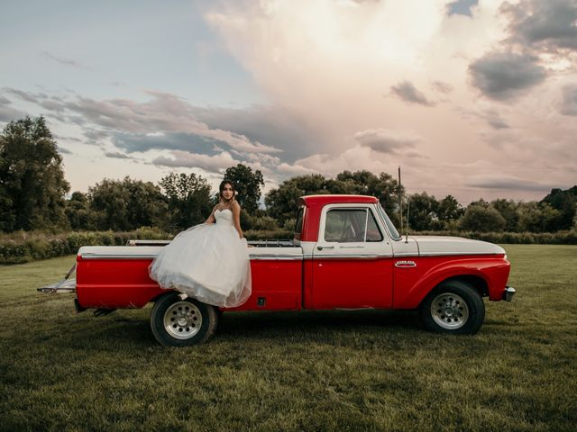Maxime and Natalie's Wedding in Coxsackie, New York 1