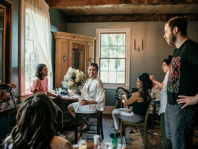 Maxime and Natalie's Wedding in Coxsackie, New York 5