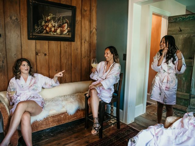 Maxime and Natalie's Wedding in Coxsackie, New York 6