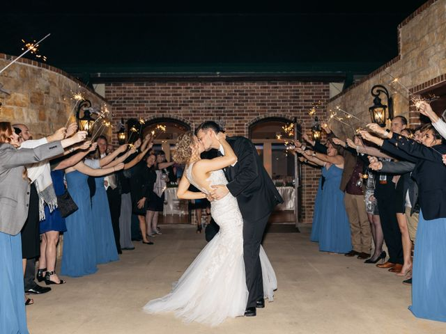 The wedding of Avery and David