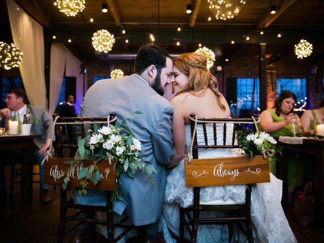 Allison and Allison's Wedding in Atlanta, Georgia 4