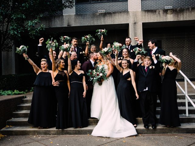 Devan and Brian's Wedding in Pittsburgh, Pennsylvania 3