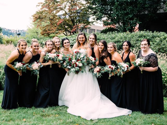 Devan and Brian's Wedding in Pittsburgh, Pennsylvania 4