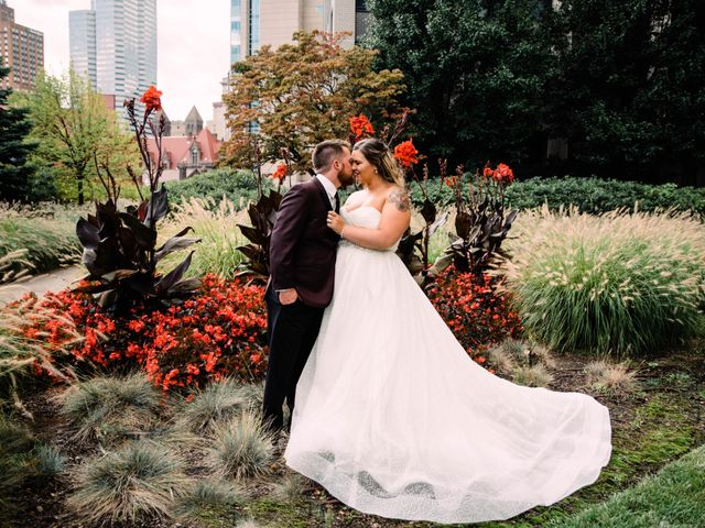 Devan and Brian's Wedding in Pittsburgh, Pennsylvania 5