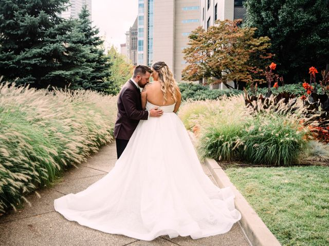 Devan and Brian's Wedding in Pittsburgh, Pennsylvania 6