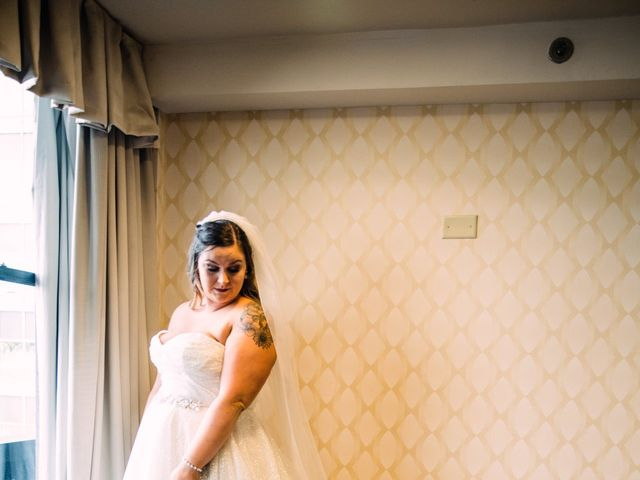 Devan and Brian's Wedding in Pittsburgh, Pennsylvania 7