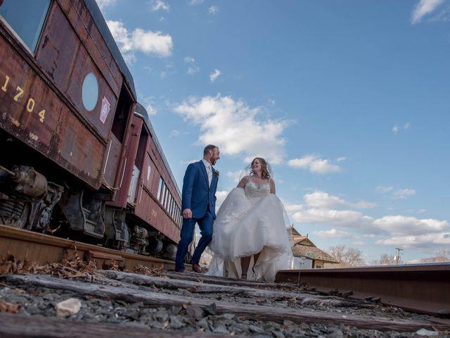 The wedding of keli and joe