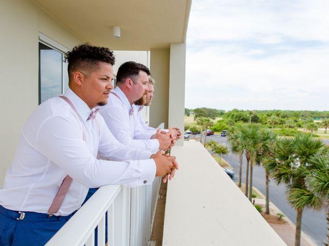 Monica and Nick's Wedding in Destin, Florida 13