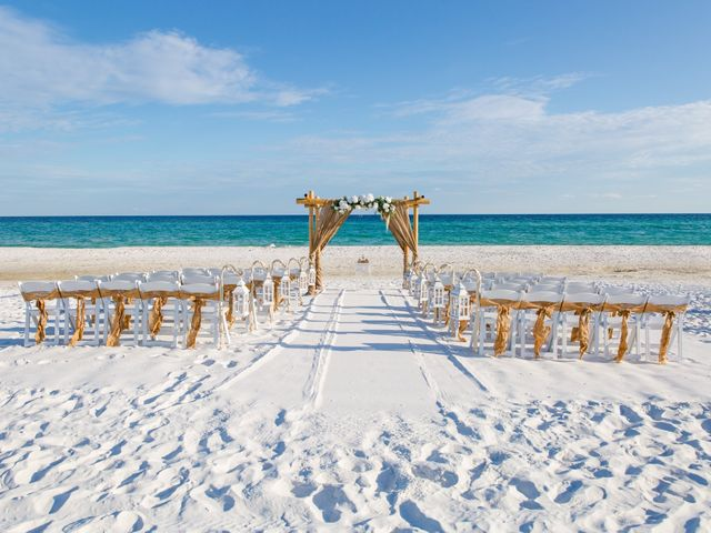 Monica and Nick's Wedding in Destin, Florida 36