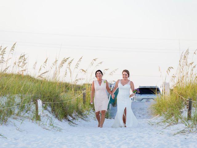 Monica and Nick's Wedding in Destin, Florida 42
