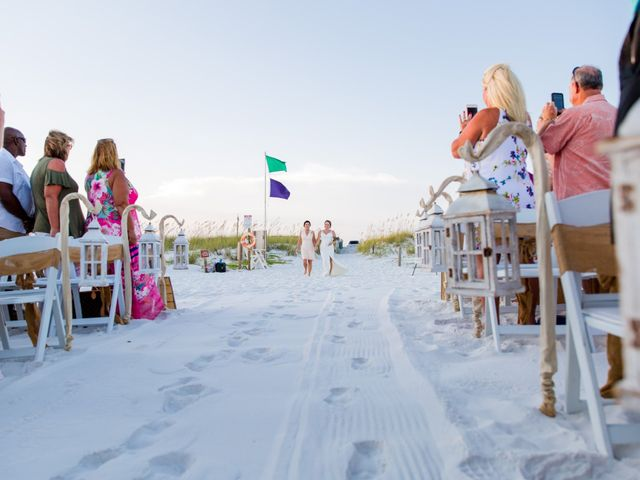 Monica and Nick's Wedding in Destin, Florida 46