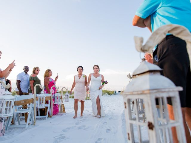 Monica and Nick's Wedding in Destin, Florida 47