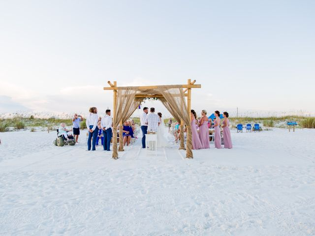 Monica and Nick's Wedding in Destin, Florida 49