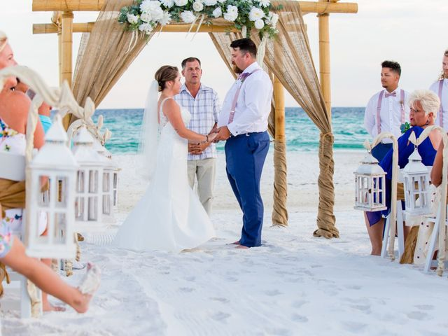 Monica and Nick's Wedding in Destin, Florida 52