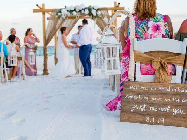 Monica and Nick's Wedding in Destin, Florida 53