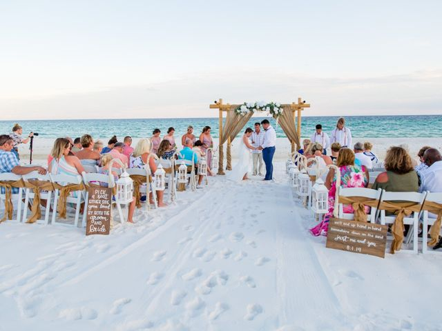 Monica and Nick's Wedding in Destin, Florida 54