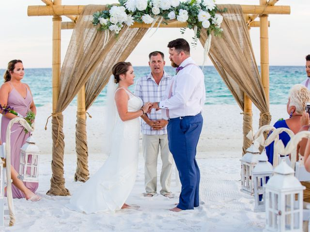 Monica and Nick's Wedding in Destin, Florida 56
