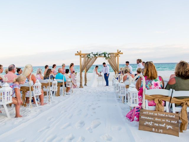 Monica and Nick's Wedding in Destin, Florida 57