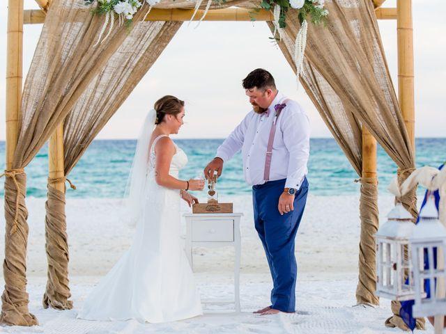 Monica and Nick's Wedding in Destin, Florida 59