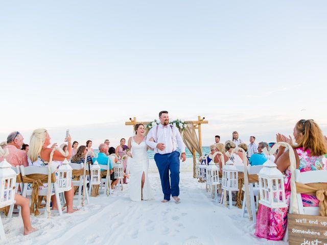 Monica and Nick's Wedding in Destin, Florida 61