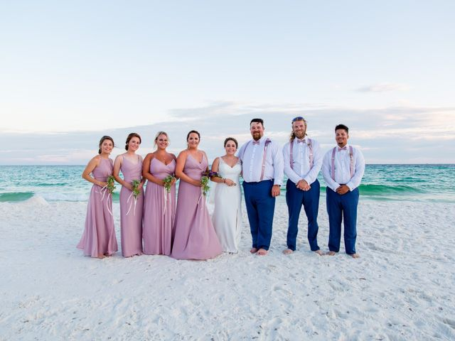 Monica and Nick's Wedding in Destin, Florida 63