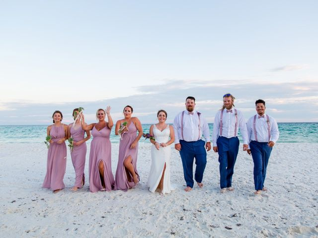Monica and Nick's Wedding in Destin, Florida 65