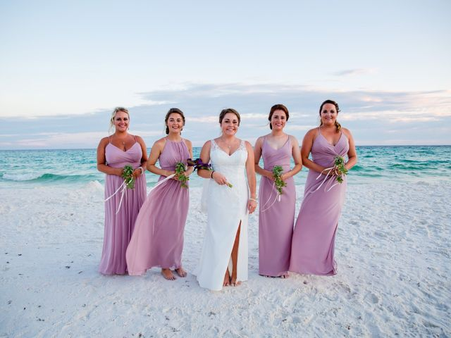 Monica and Nick's Wedding in Destin, Florida 66
