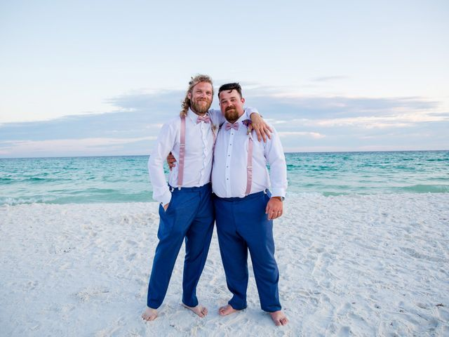 Monica and Nick's Wedding in Destin, Florida 69