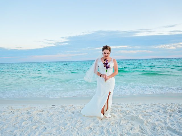 Monica and Nick's Wedding in Destin, Florida 74