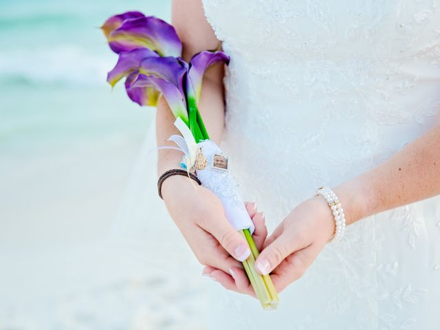 Monica and Nick's Wedding in Destin, Florida 75