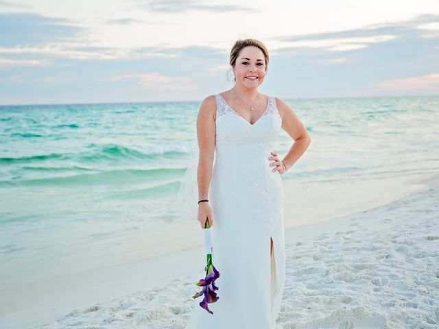 Monica and Nick's Wedding in Destin, Florida 76