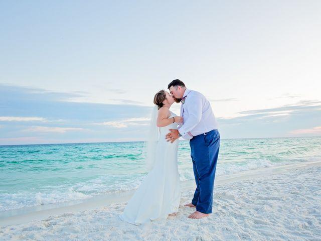 Monica and Nick's Wedding in Destin, Florida 77