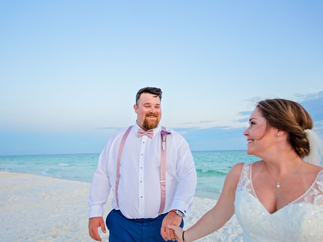 Monica and Nick's Wedding in Destin, Florida 78