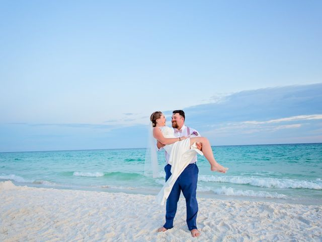 Monica and Nick's Wedding in Destin, Florida 81