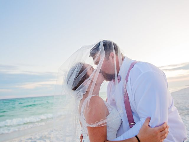 Monica and Nick's Wedding in Destin, Florida 82