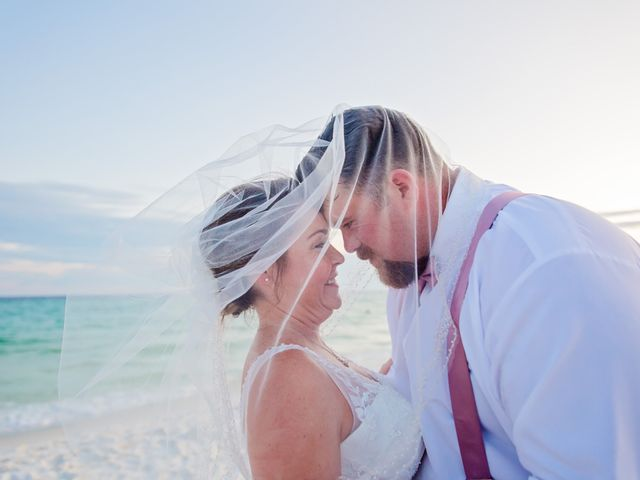 Monica and Nick's Wedding in Destin, Florida 83