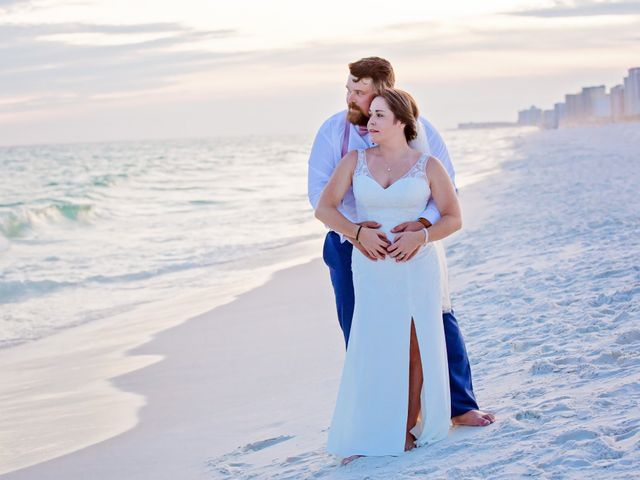 Monica and Nick's Wedding in Destin, Florida 85