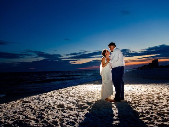 Monica and Nick's Wedding in Destin, Florida 86